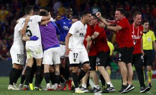 Valencia alistas finaalis Barcelona ja krooniti Hispaania karikavõitjaks