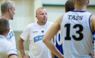 Eesti U20 korvpallikoondis võttis EM-il tabeli punase laterna vastu 58-punktilise võidu