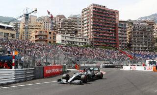 Monaco GP-d alustab esikohalt Hamilton, Ferrari uskumatu prohmakas rikkus Leclerci kvalifikatsiooni