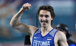 Рекордсмен Эстонии Назаров занял 7-е место на чемпионате Европы