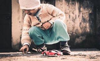 Psühholoog: laps vajab kasvamiseks just sellist keskkonda