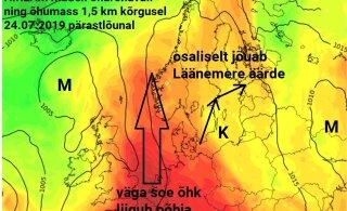 Жара бьет все рекорды! В Западной Европе в выходные ожидается более 40 градусов, в Эстонии — в районе 30