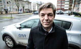 """""""Как я могу извиниться за мнение?"""" Журналист Юрий Николаев задевает чувства и имеет право сказать """"kuradi venelased"""""""