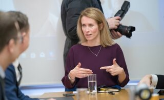 Кая Каллас на собрании АЛДЕ: некоторые в Эстонии вместо сотрудничества с либералами предпочитают ультраправых