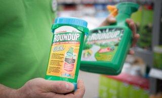 Glüfosaate sisaldavate taimemürkide tootjalt Monsantolt vähihaigetele välja mõistetud kahjutasud lõikavad valusalt Bayeri investorite rahakotti
