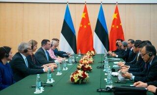 Hiina ehitab taristuid kogu maailmas, juba on jalg ka Eestis ukse vahel