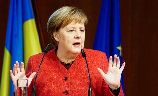 Меркель и Зеленский призвали к новым переговорам по урегулированию в Донбассе