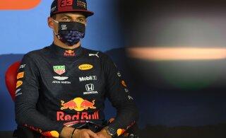VIDEO | Verstappen võitis teise vabatreeningu, Ricciardo tegi avarii
