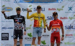 Fixus Marimetsa Kapi esimesel etapil olid võidukad Kivistik ja Lillep