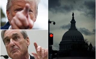 USA eriprokurör lõpetas Trumpi ja Venemaa seotust uuriva juurdluse, uurimisraport anti üle