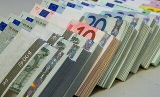 Государственный долг Эстонии вырос почти на 400 млн евро