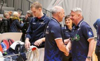 Mis saab Saaremaa võrkpalliklubist ja peatreener Urmas Talist?