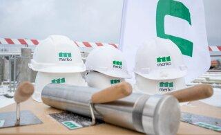 Merko ehitab Balti- ja Skandinaaviamaade suurima vahvli- ja küpsisetehase