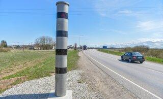 ТАБЛИЦА: Штрафы за превышение скорости вырастут на 70%