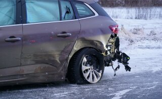 Договоры дорожного страхования не заключены в случае 103 210 транспортных средств и прицепов. Нет ли среди них вашего?