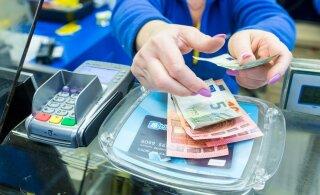 Эстония на восьмом месте в ЕС по инфляции