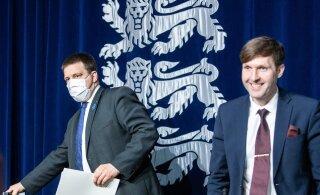 Мартин Хельме: Ратас подходит на роль президента