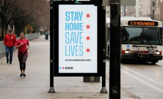 В США от коронавируса умерли более трех тысяч человек