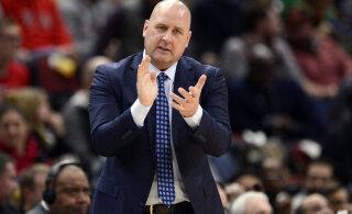 Chicago Bulls vallandas peatreeneri