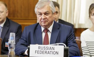 Putini eriesindaja Süürias: Venemaa ei luba Süüria ja Türgi valitsusvägede kokkupõrget