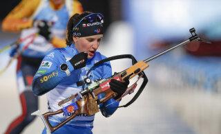 Тарьей Бе и Жюлия Симон выиграли масс-старты в Оберхофе