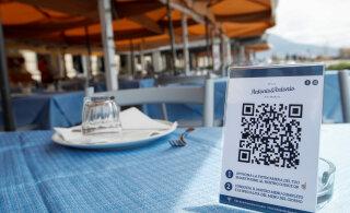 QR-коды вместо официантов: рестораны Италии вводят новую систему обслуживания