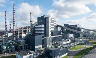 Молодежные организации: 125-миллионную инвестицию правительства в завод Eesti Energia надо остановить