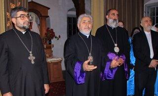 ФОТО | Армянская церковь основала епархию стран Балтии