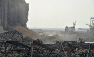 Eesti toetab Liibanoni plahvatuses kannatanute abistamist kokku 100 000 euroga