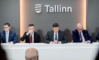 Juhtimisreformi käigus luuakse Tallinna strateegiakeskus