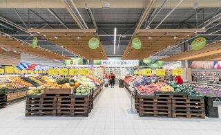ТАБЛИЦА | В месячном исчислении индекс потребительских цен ушел в минус. Что подешевело?