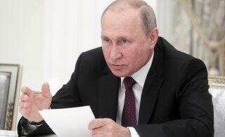 Путин прокомментировал решение ВАДА по отстранению России