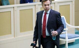 Российский сенатор о визите Кальюлайд в Москву: она осознала, что изоляция России — миф и глупость
