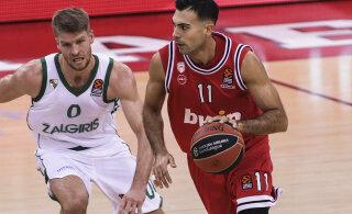 OTSEBLOGI | Korvpalli Euroliiga startis: Žalgiris alustas magusa võiduga Olympiakose üle