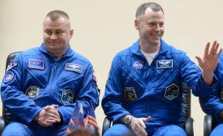 Sojuz MS-10 kanderaketiavarii üle elanud mehed proovivad taas kosmosesse jõuda