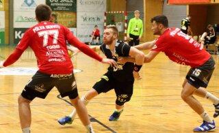 Servitile loositi eurosarjas sobiv vastane, HC Tallinn kohtub tippklubiga