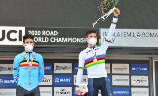 MMi temposõidu võitis esmakordselt itaallane, Karpenko sai 45. koha