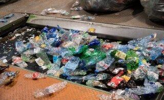 Nestlé murranguline muutus: viie aastaga asendatakse kolmandik pakenditest taaskasutatud plastist pakenditega
