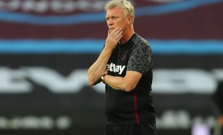 David Moyes ja kaks West Hami jalgpallurit andsid positiivse koroonatesti