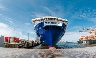 FOTOD | Vaata, milline näeb välja Eckerö Line'i palju kriitikat saanud uus laev