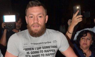 Kas Conor McGregor on lõpuks deemonid seljatanud ja saame taas näha imelist võitlusmasinat?