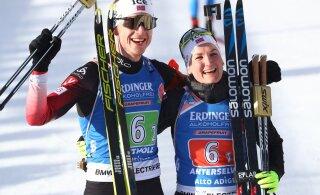 Сингл-микст без сюрпризов: Норвегия - чемпион, Эстония на 12-м месте