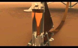 Fopaa: Marsi sisemuse uurimiseks mõeldud soojusvoosond ei suuda planeedi pinda tungida