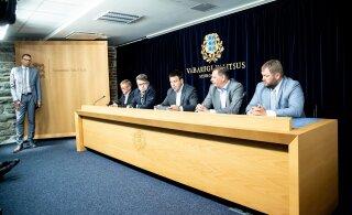 ВИДЕО: Не исключены ограничения со стороны ЕС. Министры рассказали о ситуации в Эстонии