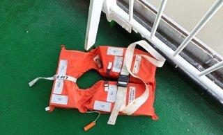 Reisija madalikule sõitnud laeval: alus hakkas kreeni vajuma, alarm röökis - mõtlesin, et pean sealt põgenema