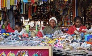 ФОТО. Прогулки по рынкам мира: уникальные сувениры ремесленного центра Найроби