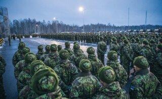 Kaitsevägi avalikustas registri ülekoormuse tõttu välkõppuse kogunemiskoha