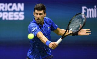 Djokovic peab US Openi planeeritavaid koroonameetmeid ekstreemseteks