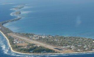 INIMÕIGUSTE TAGATUBA | President muretseb Tuvalu pärast. Kas nad mahuksid häda korral Hiiumaale?