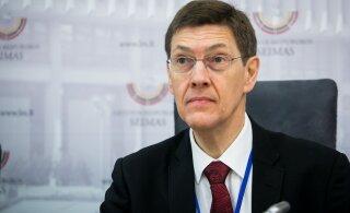 Генеральный секретарь ПА НАТО Дэвид Хоббс: не думаю, что Путин рискнет нападением на Балтию